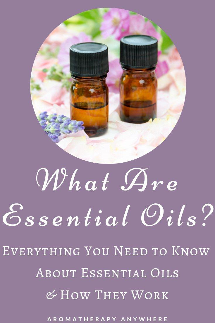 What are Essential Oils-Everything You Need To Know About Essential Oils & their Uses & Benefits