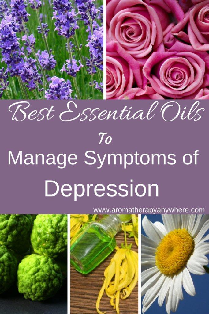 Best Essential Oils for Depression 1