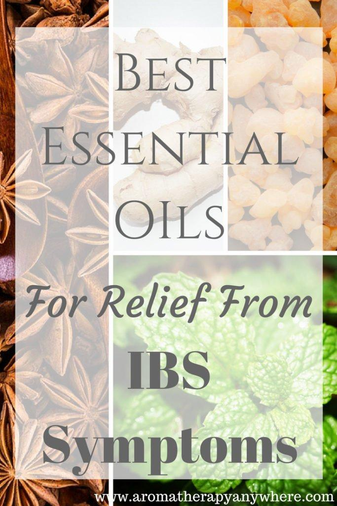 Best Essential Oils for IBS Symptoms