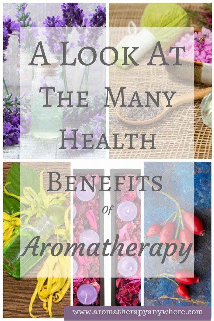 Top health benefits of aromatherapy and essential oils