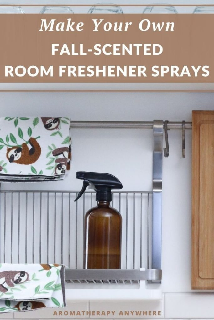 spray bottle on shelf