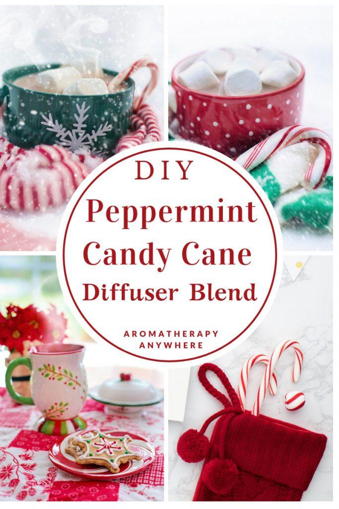 Peppermint Candy Cane Diffuser Blend