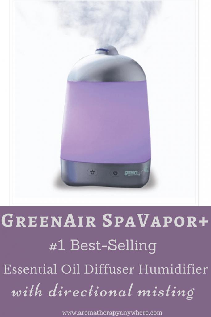 GreenAir SpaVapor + Review