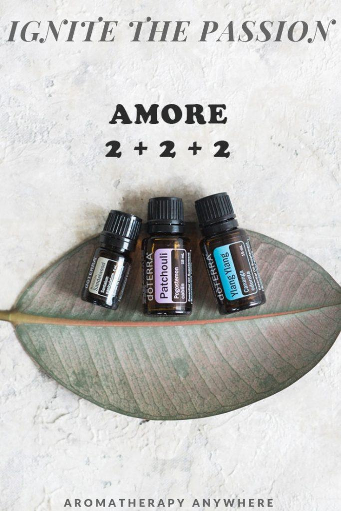 Amore Romantic Diffuser Blend