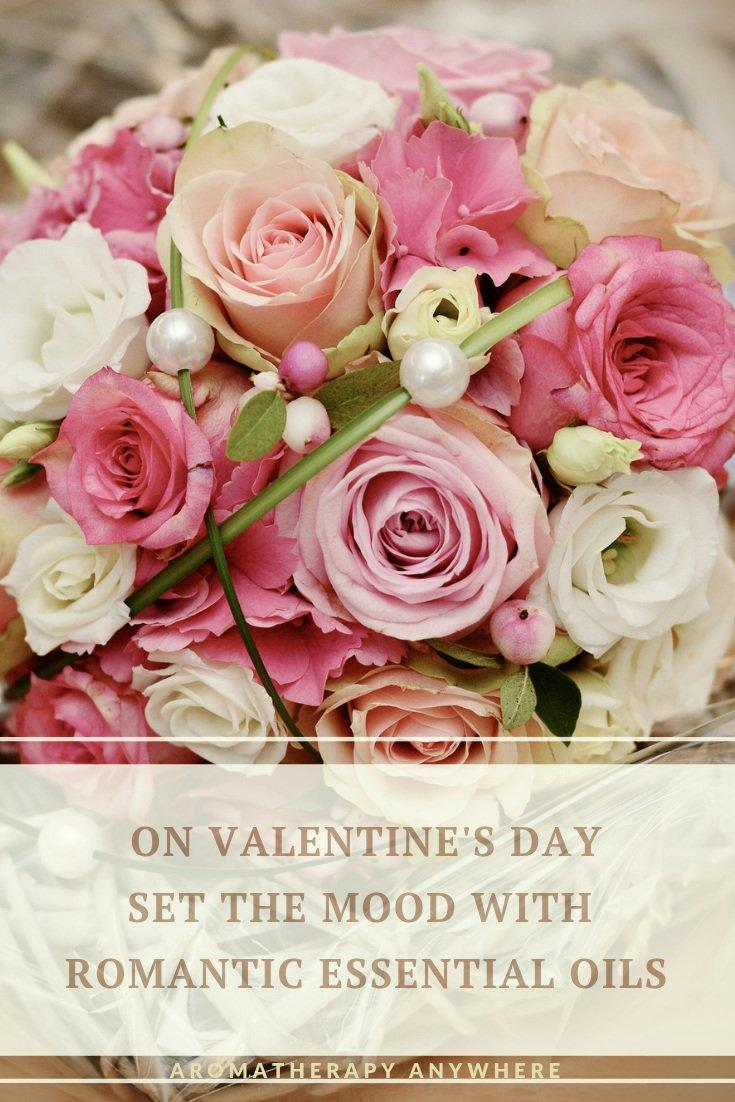 Set the Mood with Romantic Essential Oils