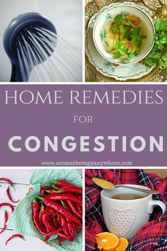 Home remedies for congestion - Natural decongestants that work