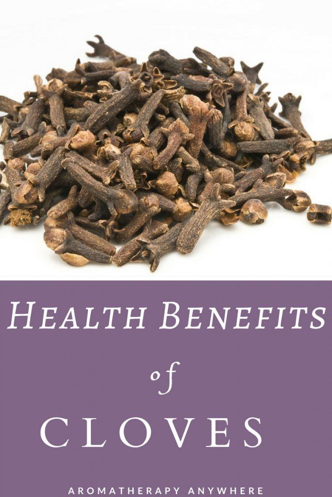 Fall Spices: Health Benefits of Cloves