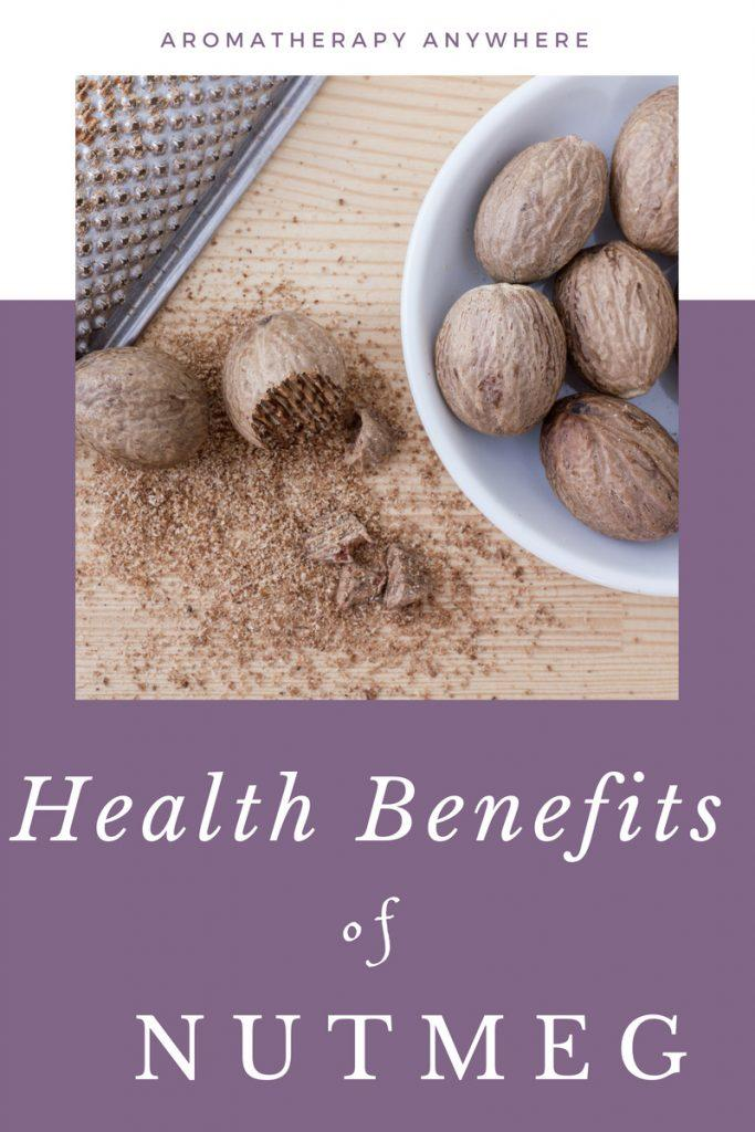 Fall Spices: Health Benefits of Nutmeg