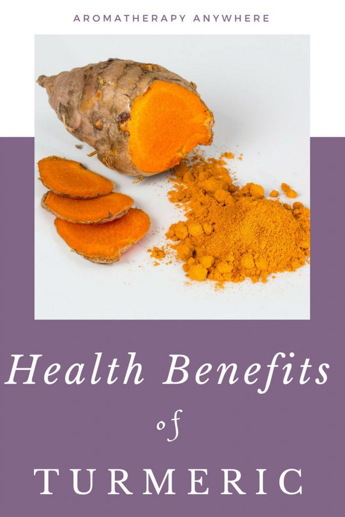 Fall Spices: Health Benefits of Turmeric