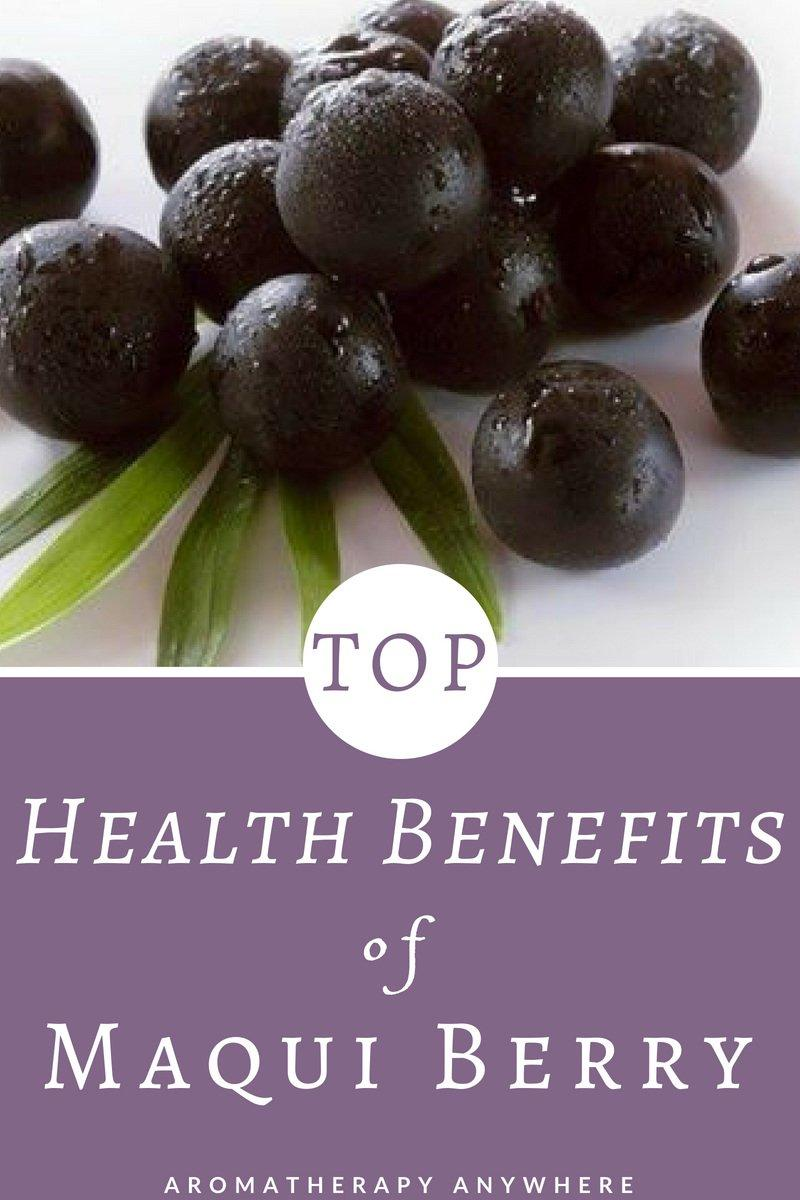 Health Benefits Of Maqui Berries Aromatherapy Anywhere