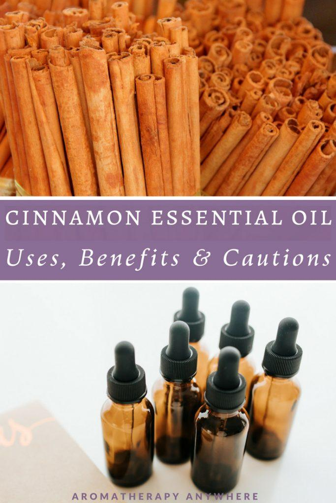 Cinnamon essential oil uses and benefits