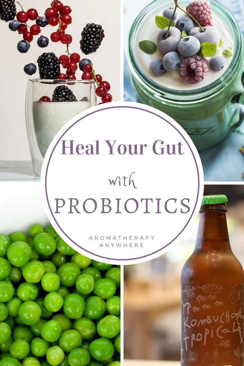 Heal your gut naturally with probiotics