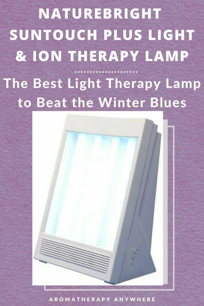 SAD Lamp in frame