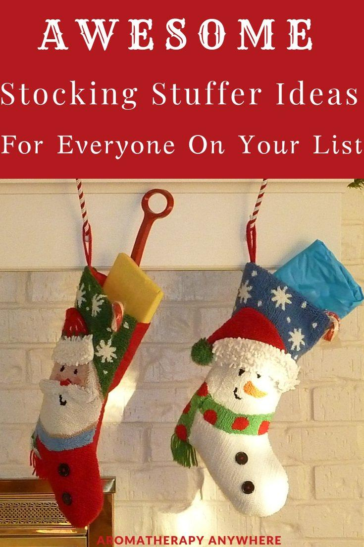 Awesome Stocking Stuffers for everyone on your list
