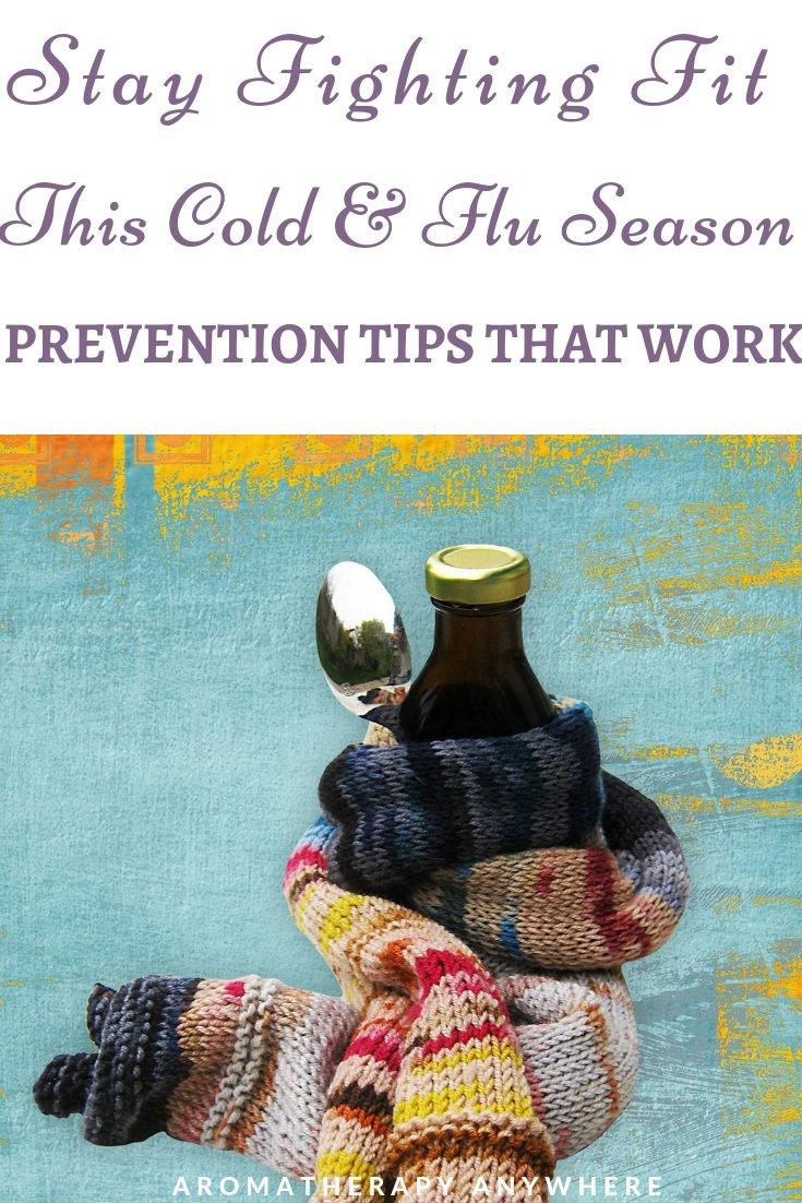 Cold and Flu Prevention Tips