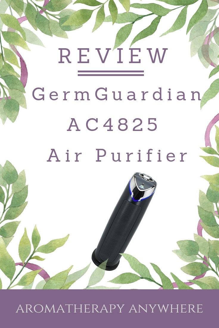 GermGuardian AC4825 Air Purifier Review