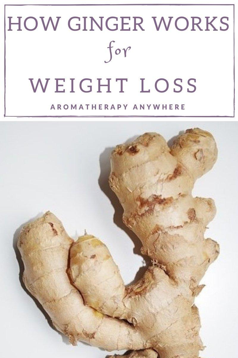 How Ginger Works for Weight Loss