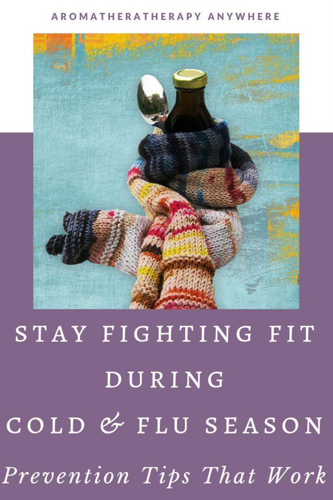 Stay Fighting Fit During Cold & Flu Season