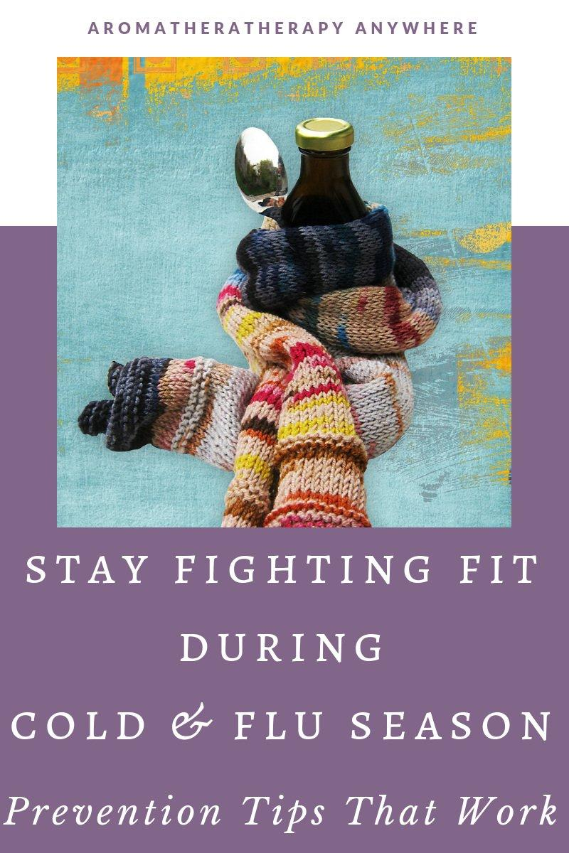 Cold & Flu Prevention Tips