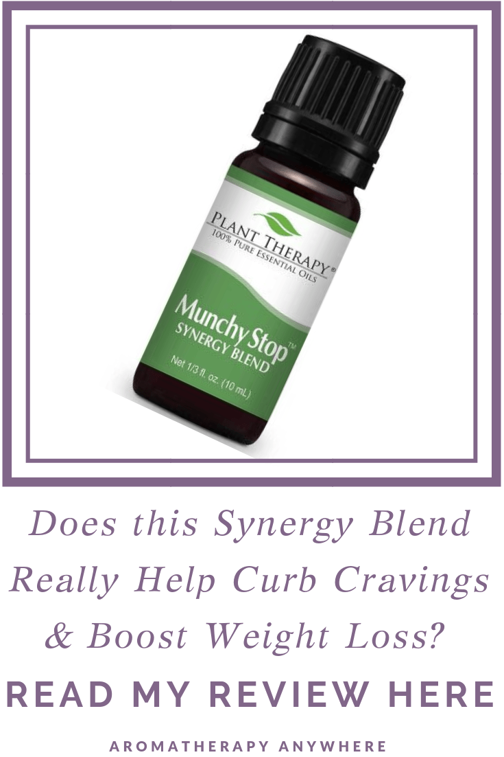 Munchy Stop Essential Oil Blend Review