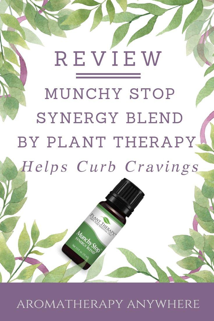 Munchy Stop Synergy Blend by Plant Therapy