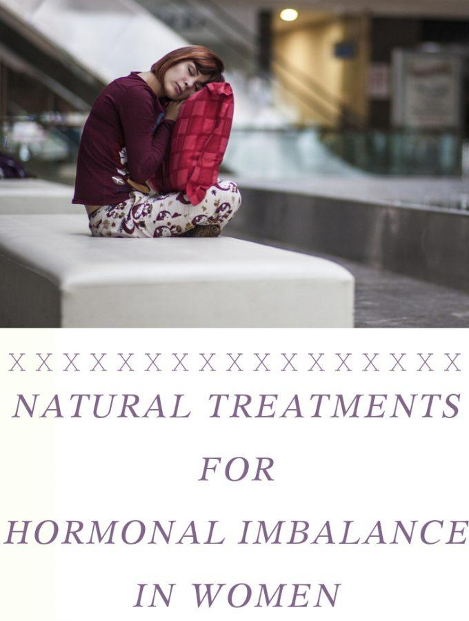 Natural Treatments for Hormonal Imbalance in Women