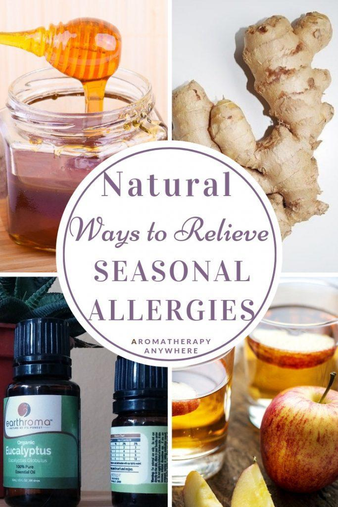 Natural Ways to Relieve Seasonal Allergies