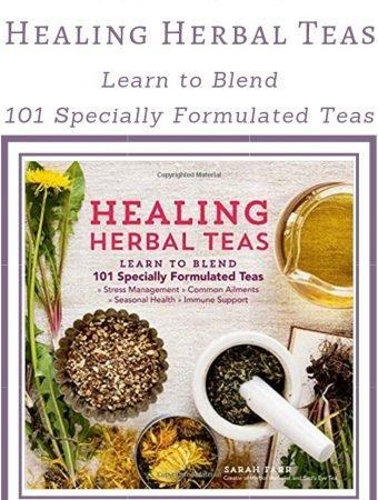 healing herbal book