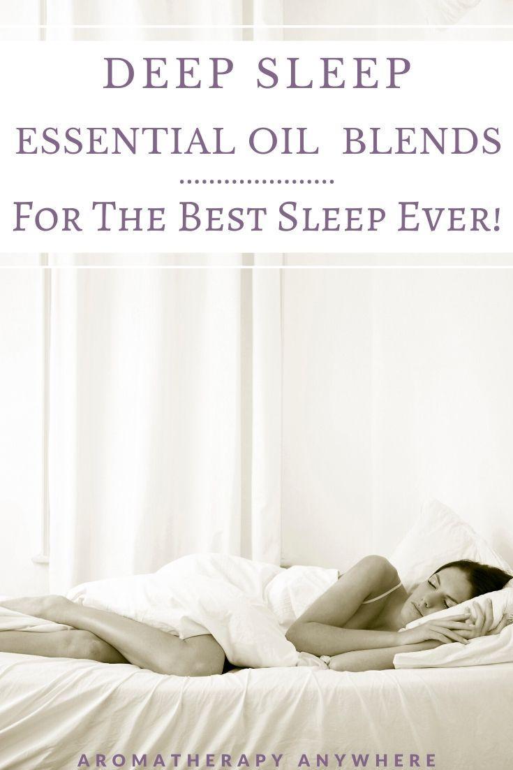 Deep Sleep Diffuser Blends Aromatherapy Anywhere