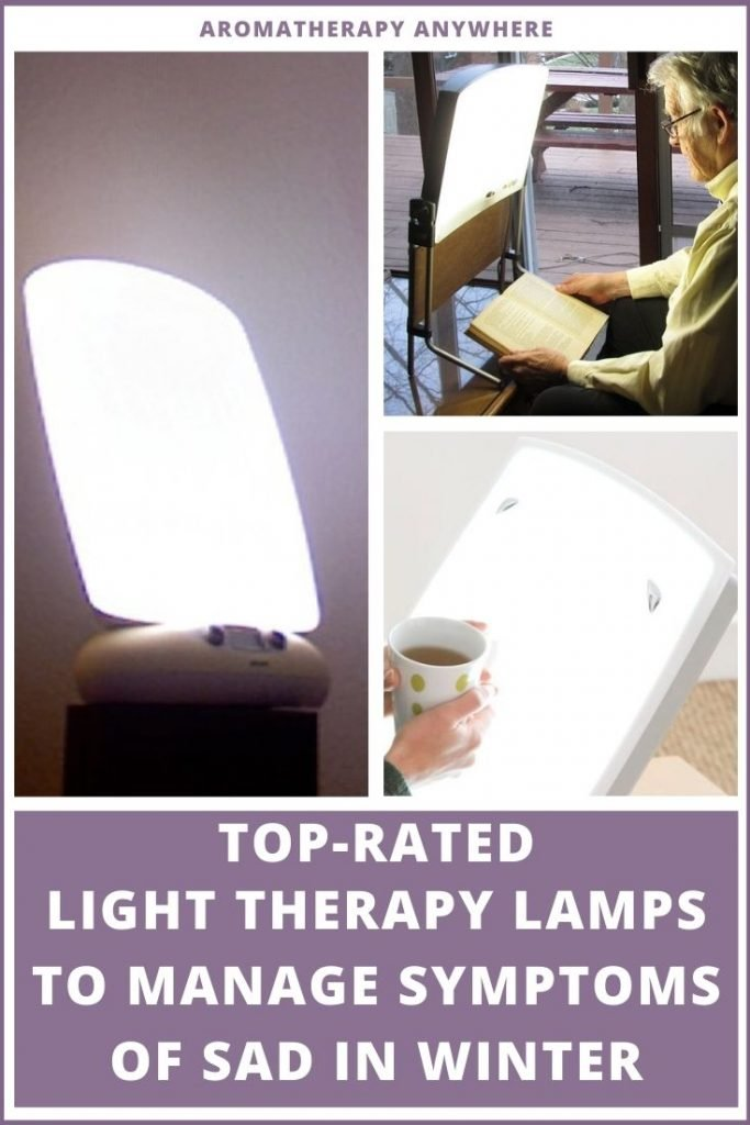 light therapy lamps for SAD