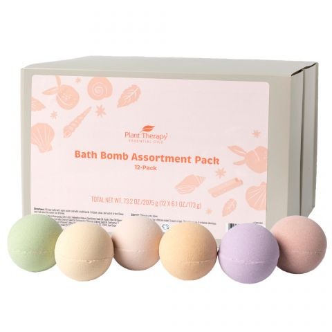 Plant Therapy Bath Bombs