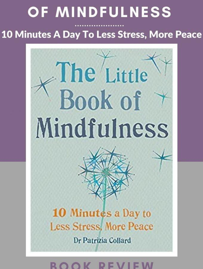 cover of a book on mindfulness