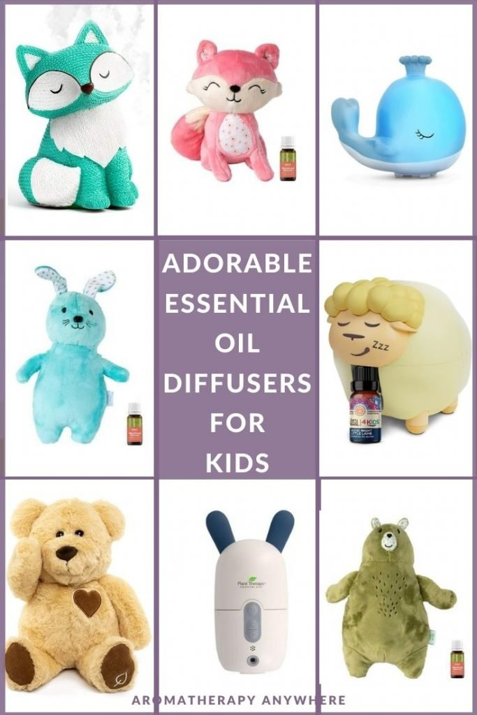 diffusers for kids